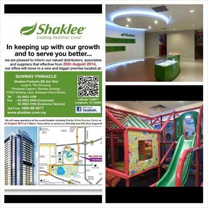 Shaklee HQ