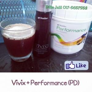 Vivix Shaklee & Performance Drinks
