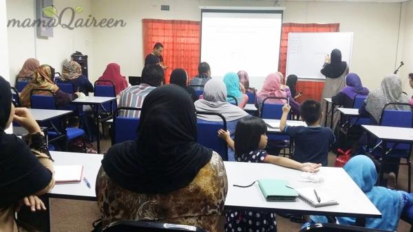 Kelas Shaklee Bersama Saya Dilla Jalil Di Ipoh