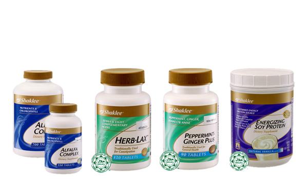 Digestive Health Set (Penghadaman)