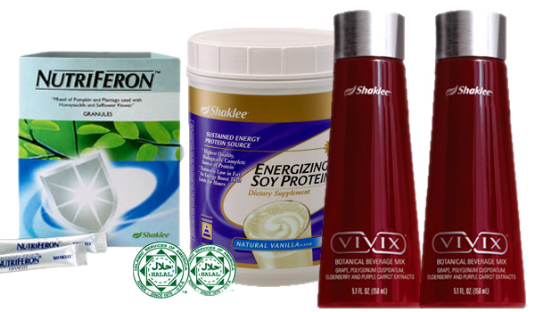 MISSION PAK (ENG/BM): VIVIX HEALTHY CELLULAR AGING