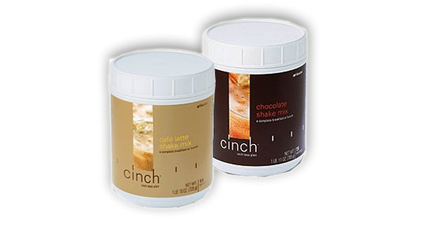 Cinch Shake Mix (Cafe Latte + Chocolate)
