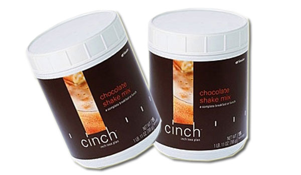 Cinch Shake Mix (Chocolate + Chocolate)