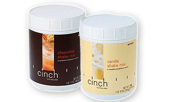 Cinch Shake Mix (Vanilla + Chocolate)