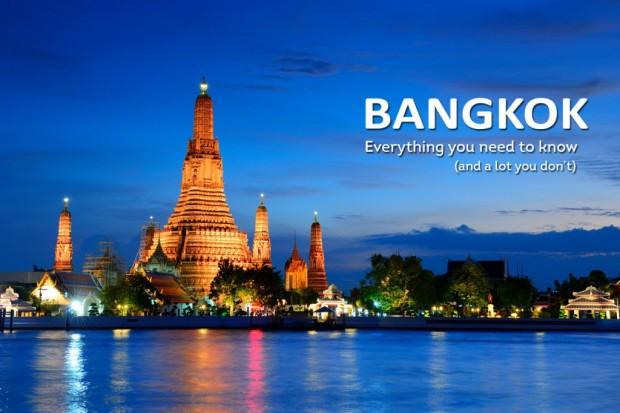 Peluang Melancong Percuma Di Bangkok