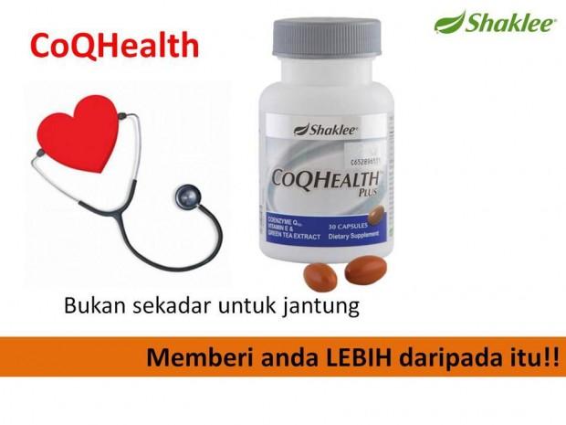 CoQ Health Shaklee