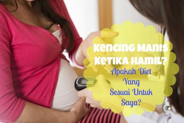 kencing manis ketika hamil