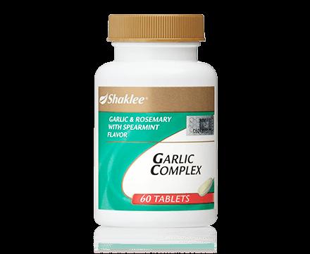 garlic complex shaklee