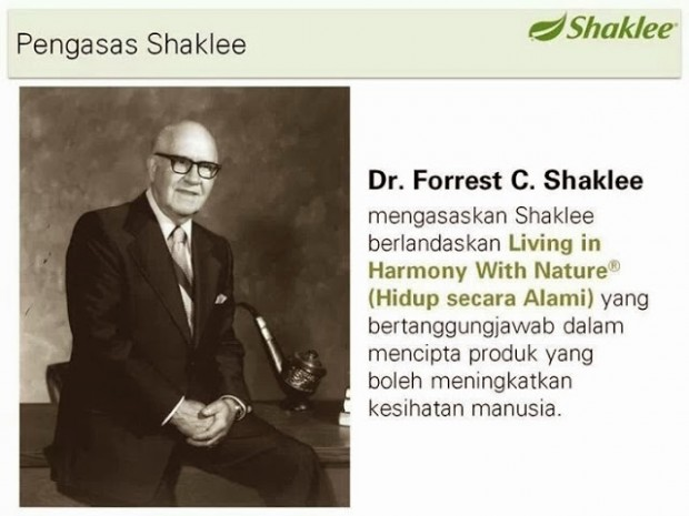 Image result for falsafah forrest c shaklee