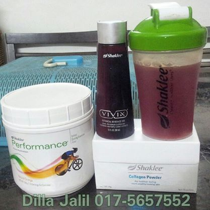Vivix Shaklee & Performance Drinks