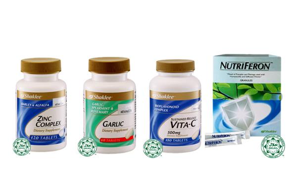 Immune Booster Set (Pertahanan Badan)