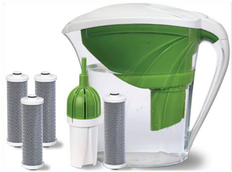 Get Clean Water Starter Pack with Water Refill 3-Pack