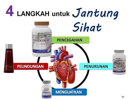 Set-Jantung-Shaklee