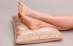 kaki kejang