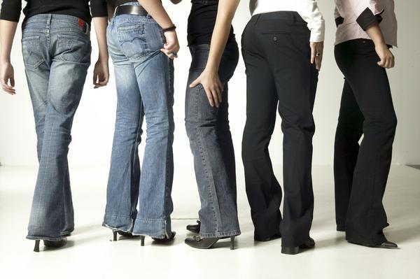 Cara Kecilkan Punggung Dengan Cepat Supaya Senang Pakai Jeans