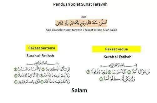 solat tarawih 1